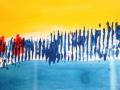 abstrakte Arbeiten