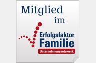 Mitglied im Erfolgsfaktor Familie Unternehmensnetz