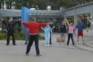 Sportliche Betätigung als Ausgleich zum Arbeitsle
