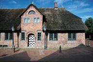 Das heimatmuseum steht im Ortsteil Dorf in der nä