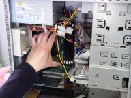 Die Wiederaufbereitung von PCs
