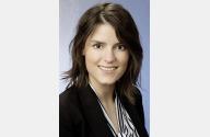 Die Integrationsmitarbeiterin Jennifer Jessen