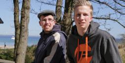 Jan Hendrik Meyners und Finn Boche