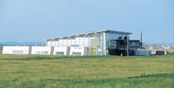 Das Multimar Wattforum steht in Tönning am Eiderdeich