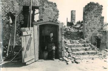 1945 - Trümmer und Hoffnung
