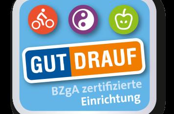 Erneute GUT-DRAUF-Zertifizierung