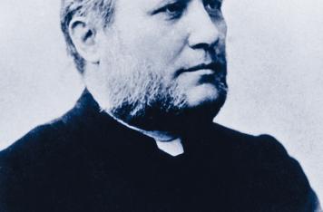 Theodor Schäfer, Namensgeber des TSBW\s Husum