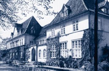 Das Martinshaus in Rendsburg