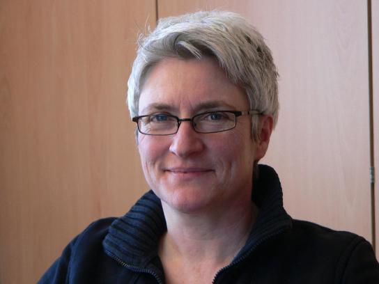 Gabriele Grosser, Leiterin des Sozialen Dienstes i