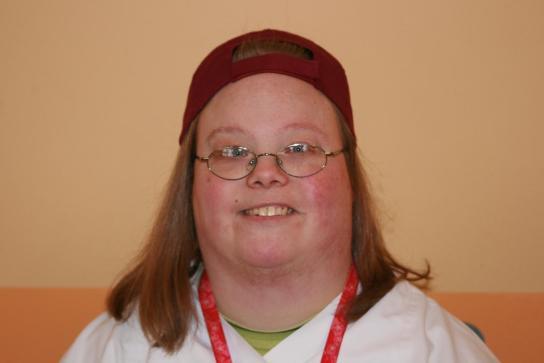 Anja Utermann (32 Jahre)