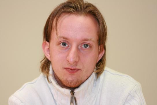 Christian Szymankiewicz (25 Jahre alt)