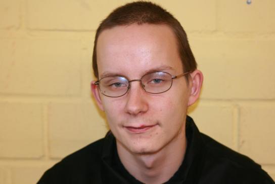 Oliver Altenburg (23 Jahre alt)