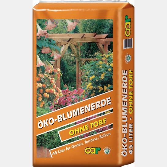 Oar humus und erdenwerk produkte erden und subtrate for Blumenerde ohne fliegen