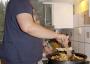 Kochen in unserer WG Lohbarbek