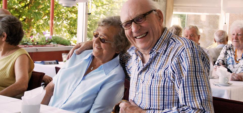 Ehepaar H. in Kaffeerunde