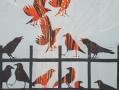 Die Künstlerin Chrstin Karbaum lädt am 7. Mai um
