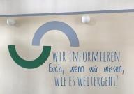 Foto vom Logo der Werkstätten