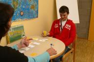 Sprachförderung mittels eines Spiels