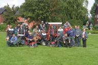 Gruppenfoto der Garten- und Landschaftspflege