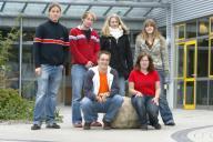 Gruppenfoto FSJ´ler und Zivis