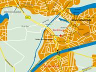 Anfahrt, Werkstätten Materialhof, Schmuckschmiede