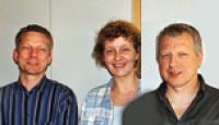 Das Team (v.l.): Michael Tiel-König (Bereichsleiter DASI), Bärbel Strakmann (komm. Schulleiterin, PJS) und Heiner Weiße (PJS)
