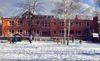 "KiTa ""Knirpsenland"" 2006, KiTa-Garten im Schnee"