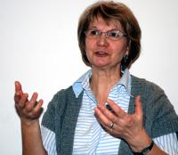 Marianne Bartzok, Geschäftsführerin der DASI Berlin gGmbH