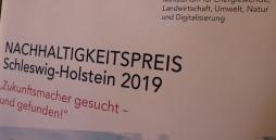 Nachhaltigkeitspreis Schleswig-Holstein 2019