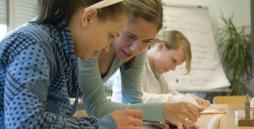 Berufsorientierung mit Schülern