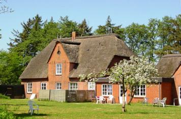 Ein Haus mit Geschichte: Haus Dörpfeld in Wyk auf Föhr