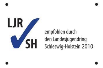 Ausgezeichnet vom Landesjugendring. das Evangelische Jugenderholungsdorf