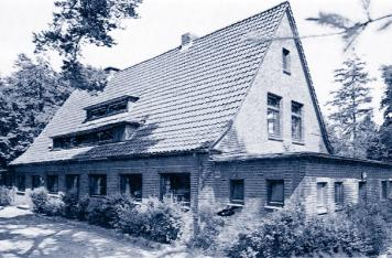 Iversen-Haus in Brahmsee