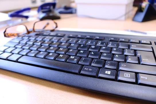 Viele Arbeiten werden am PC erledigt