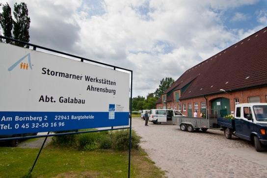 Außenstelle am Bornberg in Bargteheide