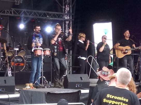 Vacuum spielt beim Baltic-Open-Air 2018
