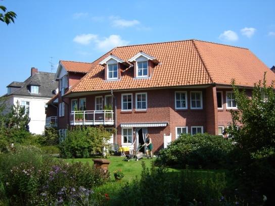 Mühlenstraße mit frei mietbaren Wohnungen