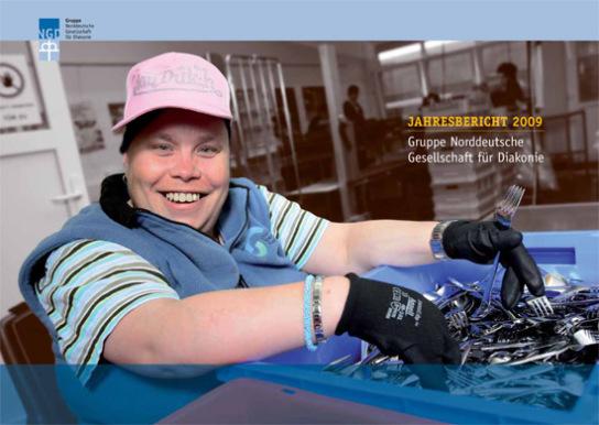 Banner Geschäftsbericht 2009