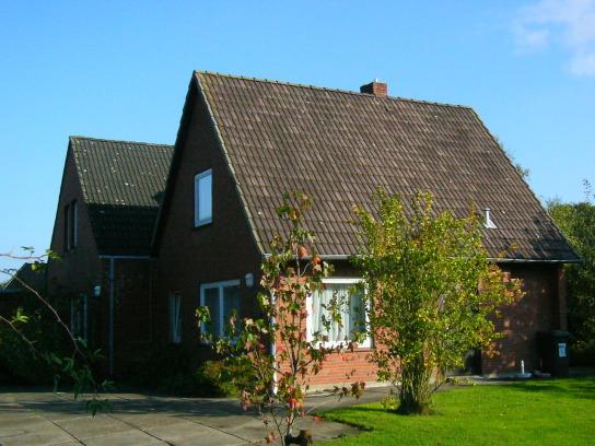 Eine Ansicht des Hauses Fliederweg