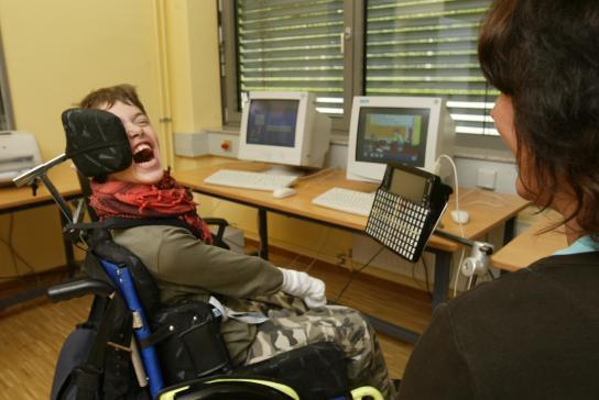 Computertraining als arbeitsbegleitendes Angebot im Berufsbildungsbereich