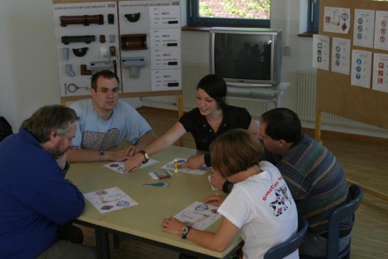Berufliche Bildung mit Spaß in der Gruppenarbeit