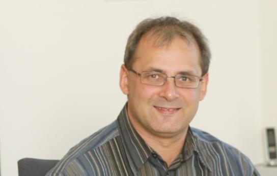 Betriebsstättenleiter DwerWerk Stefan Kuhr