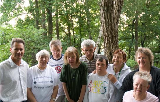 Gruppenbild der UHU-Gruppe