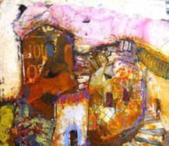 ein Turm - sechs Künstler