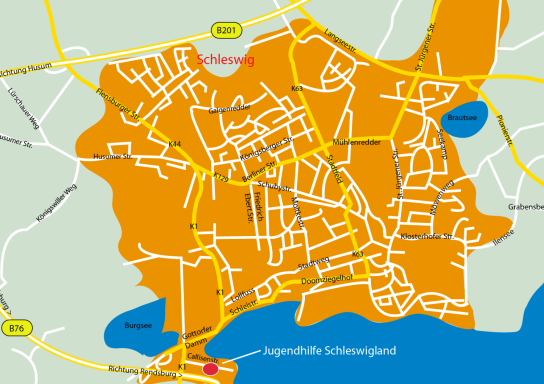 Jugendhilfe Schleswigland