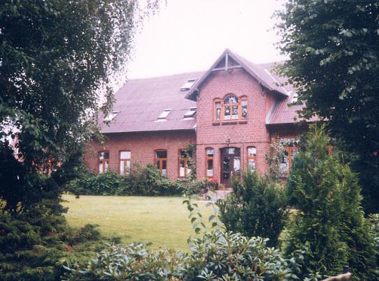 Großzügiges Herrenhaus