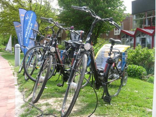 Fahrradverleih Eckernförde