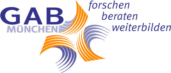 Logo der Gesellschaft für Ausbildungsforschung und Berufsentwicklung aus München mit dem Slogan