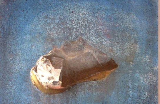 Flint – die aktuelle Ausstellung von Friederike Rupprecht ist eine Hommage an einen variantenreichen, nützlichen und dennoch oft unbeachteten Stein.