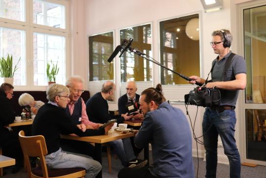 TV Aufnahmen für die ARD Fernsehlotterie